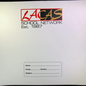 LACAS School Sketch Book